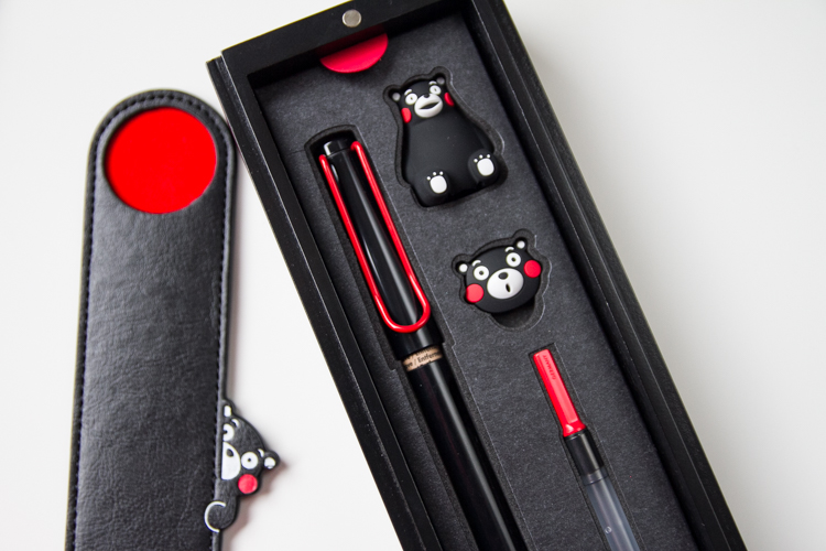 Lamy Kumamon Limited Edition Set | Creativity Maven