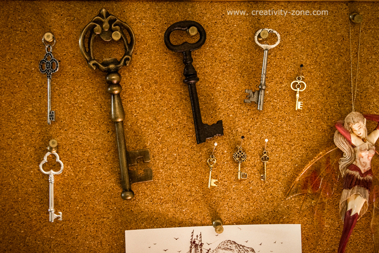 Things I like | Keys | Creativity Maven